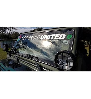 Off-Road United Banner