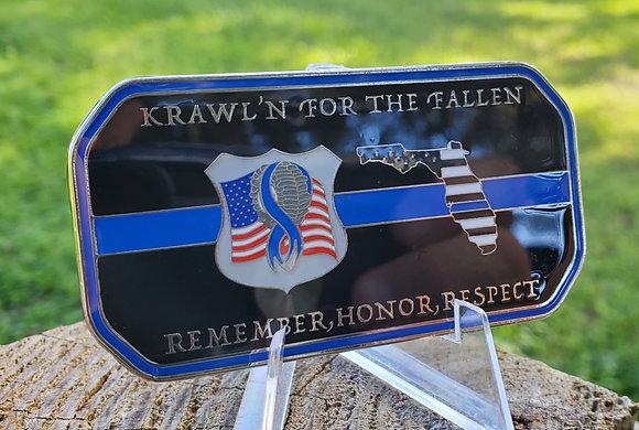 Krawl'n Trail Badge of Honor