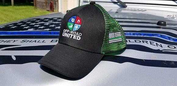 Green Line Hat