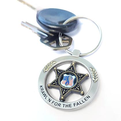 2021 Krawl'n Coin Keychain