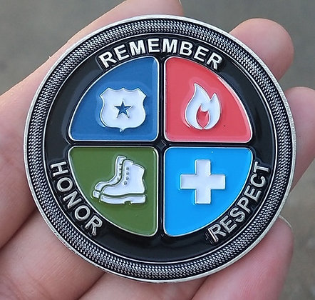 Off-Road United Challenge Coin