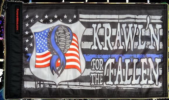 Krawl'n For The Fallen Flag