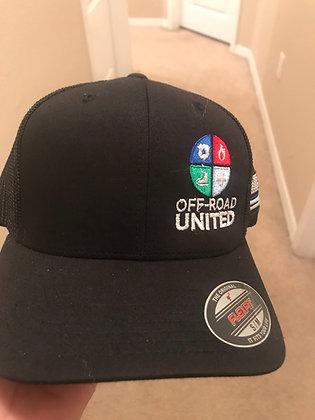 Thin Blue Line Blue Flex Fit Hat