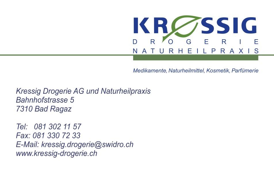 Drogerie Kressig