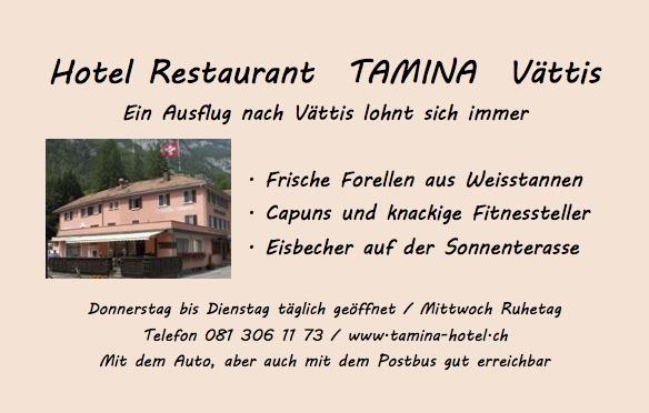 Hotel Tamina