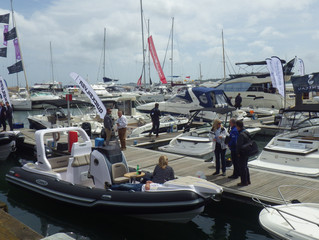 Success for second Poole Harbour Boat Show
