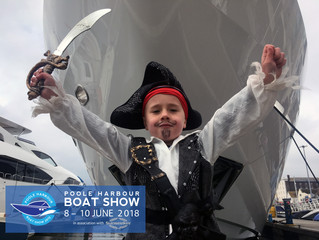 Poole Harbour Boat Show - Set Sail for 'Family Quay' this Summer