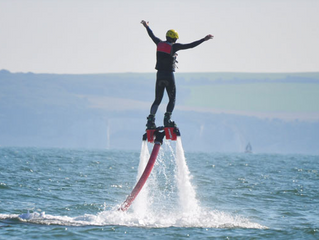 Poole Harbour Boat Show ~ An impressive line-up of waterborne activities