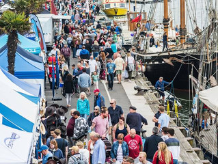 Another successful year for the Poole Harbour Boat Show