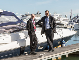 Mazars adds its support to the Poole Harbour Boat Show