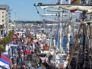 Poole Harbour Boat Show - An impressive line-up of on-water activities