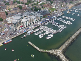 Exhibitor sales are open for the 2019 Poole Harbour Boat Show