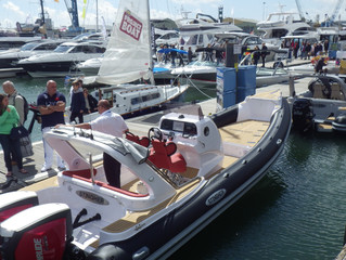 Exhibitors rush to join 2016 Poole Harbour Boat Show in association with Sunseeker