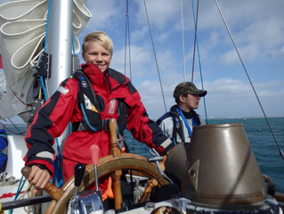 Nominate a young person for an amazing 5- night sea voyage!