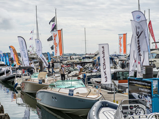 Sponsorship opportunities for 2018 Poole Harbour Boat Show