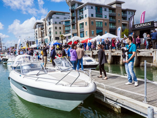 Poole Harbour Boat Show to return after first event makes waves