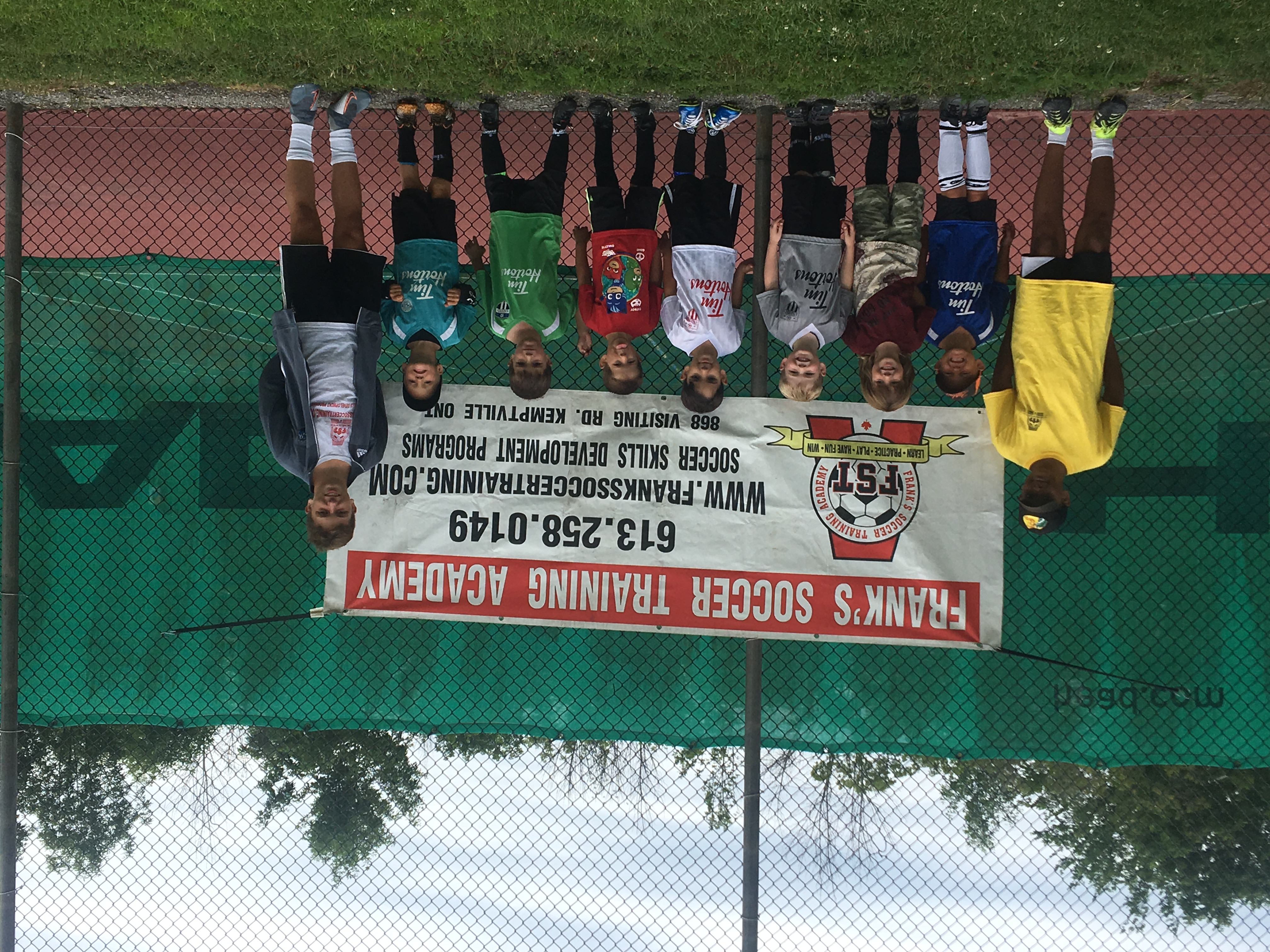 Summer Soccer Camp 2019