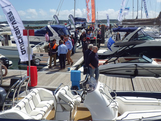 Ahoy! Strong line-up of sponsors signed up for 2016 Poole Harbour Boat Show