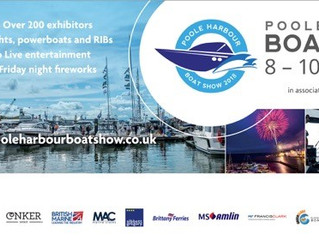 Record Year of support for the Poole Harbour Boat Show