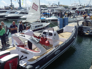 Countdown to Poole Harbour Boat Show in association with Sunseeker