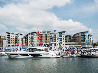 Sunseeker back on board for 2019!