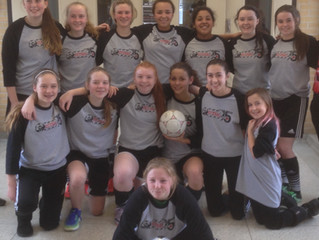 Fusion Takes Homes Gold and Silver in Bob Rathwell Memorial Futsal Tournament
