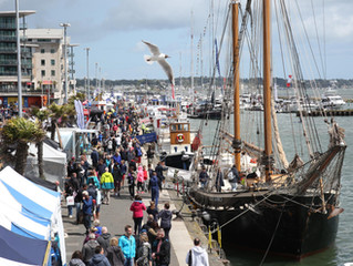 Poole Harbour Boat Show draws record crowd