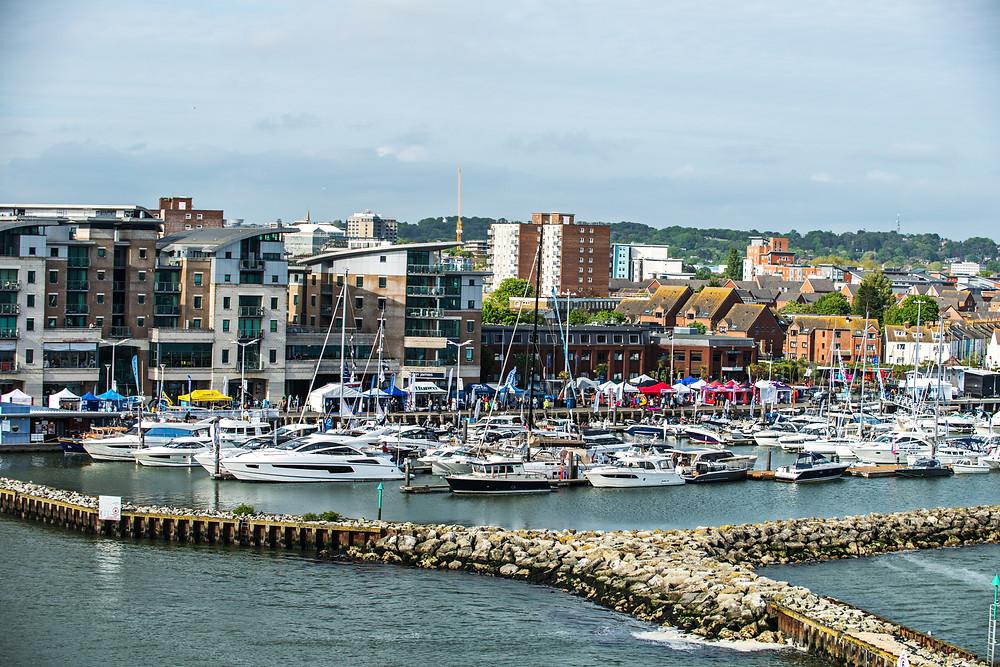 Poole Harbour Boatshow