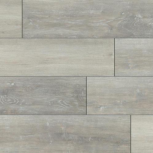 HDC Baneberry Oak 7 in. x 42 in. Rigid Core Luxury Vinyl Plank Flooring