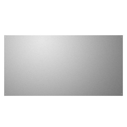 Broan 30 in. x 24 in. Splash Plate for Range Hood in Stainless Steel