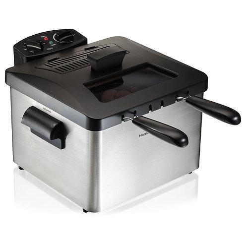 Hamilton Beach model 35034 Professional-Style 3-Basket Deep Fryer