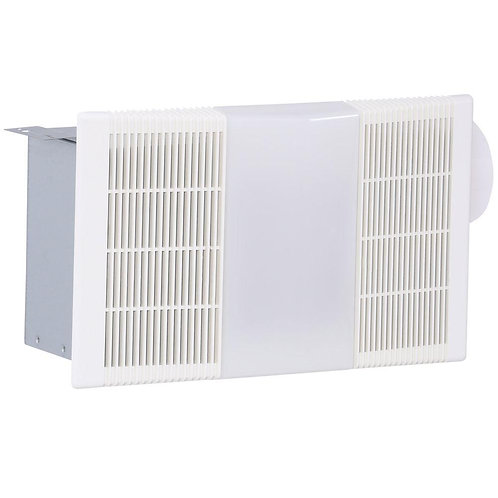 70 CFM Ceiling Exhaust Fan with Light