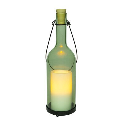 13.33-in Indoor/Outdoor Battery-operated Integrated LED Clear Electric Decorativ