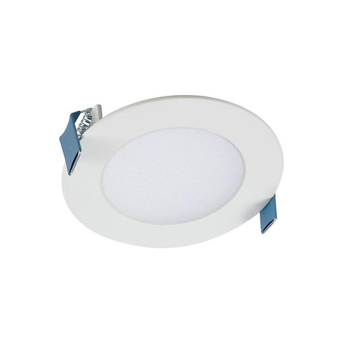 Halo HLB 4 in. White Round Integrated LED Recessed Light Direct Mount Kit with S