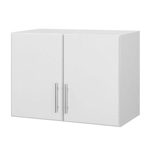 Hampton Bay 16 in. D x 32 in. W x 24 in. H MDF 2-Door Wall Cabinet Wood Closet S