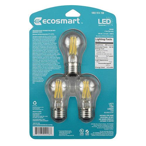 Eco-Smart 60-Watt Equivalent A 15 Appliance Light (3-Pack)