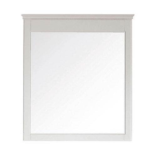 Avanity Windsor 24-Inch Mirror in White Finish