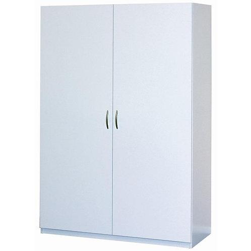 ClosetMaid 48 in. Multi-Purpose Wardrobe Cabinet in White