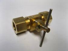 BrassCraft 1/4-in x 1/8-in Compression x MIP Adapter Fitting
