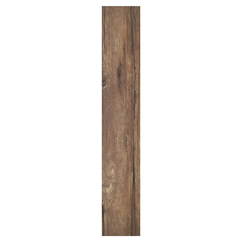 Achim Sterling 1.2 Saddle 6 in. X 36 in. Peel and Stick Vinyl Plank Flooring