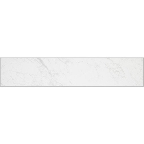 FTHC - Brilliance White 3 in. x 12 in. Porcelain Floor and