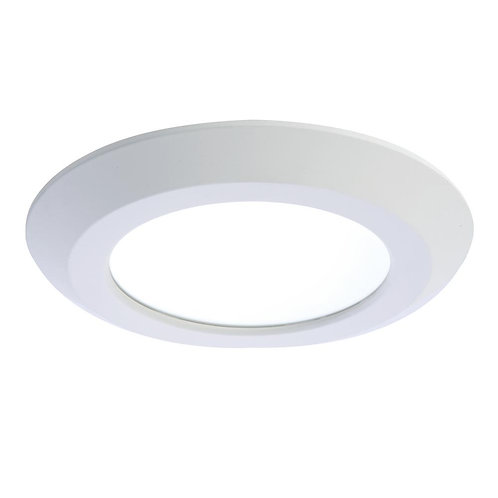 HALO SLD 5 in. and 6 in. White Integrated LED Recessed Retrofit Ceiling Mount Li