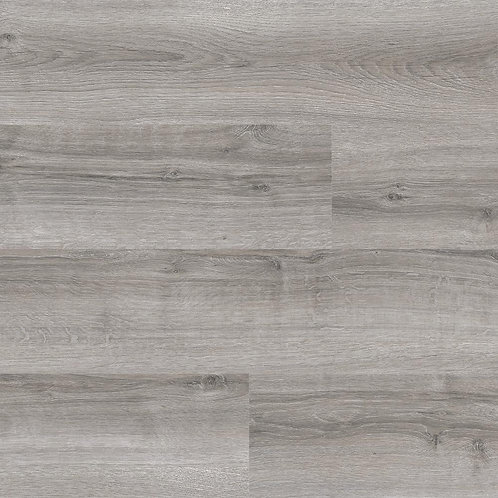HDC Natural Oak Warm Grey 6 in. Wide x 48 in. Length Click Floating Vinyl Plank