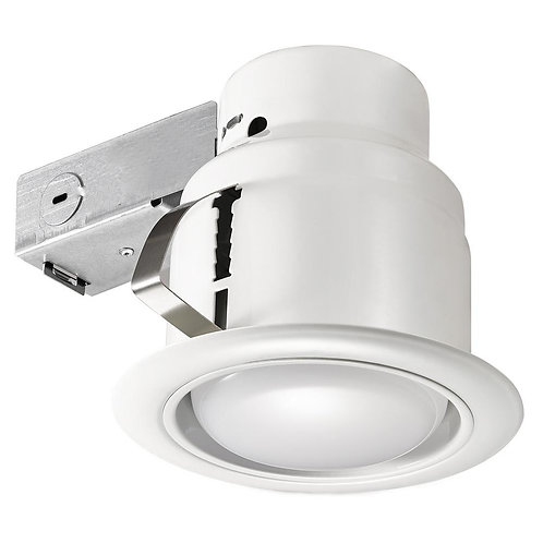 Globe Electric LED Glare Control 5 in. White Recessed Kit