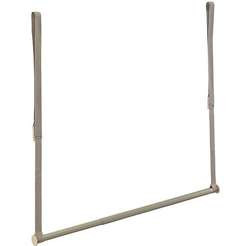 ClosetMaid Nickel Double Hang Closet Rod (37in. Tall, 37in. Wide, Nickel)