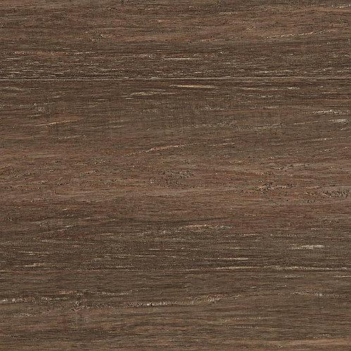HDC Hand Scraped Strand Woven Pecan 3/8 in. T x 5-1/8 in. W x 72-7/8 in. L Engin