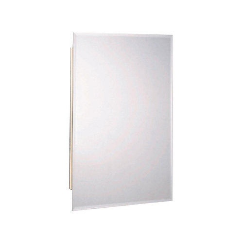 Glacier Bay 16 in. W x 25-7/8 in. H x 4-1/2 in. D Recessed/Surface Mount Frame