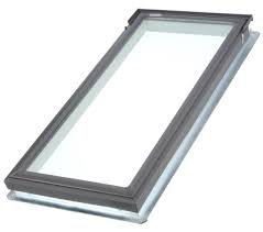 VELUXFixed Tempered Skylight (Actual: 24-in x 48.75-in)