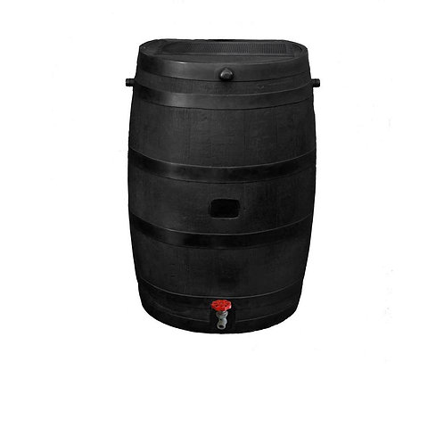 50 Gal. Eco Rain Barrel with Plastic Spigot