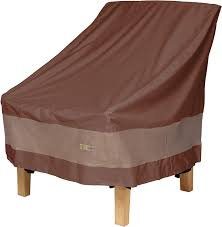 Duck Covers Ultimate 29 in. W Patio Chair Cover